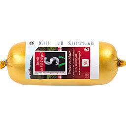 Secrets du Val d'Argent Saucisse de foie la saucisse de 250 g