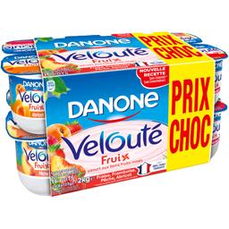 Velouté - Yaourt Fruix aux fruits mixés