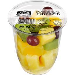 Idées Fraîches - Salade de fruits exotiques