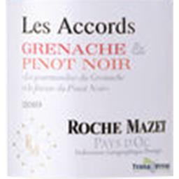 Vin de pays d'Oc Grenache Pinot noir, vin rosé