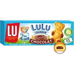 Lulu l'Ourson - Gâteaux fourrés chocolat