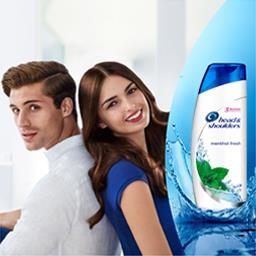 Shampooing Menthol Fresh