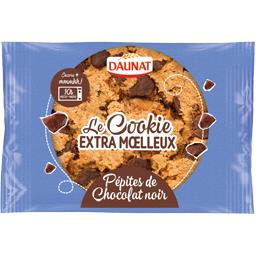 Cookie nature aux pépites de chocolat DAUNAT, 70g