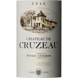 Pessac-Léognan, vin rouge