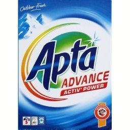 Advance Activ'Power Ultra, outdoor fresh, lessive en poudre