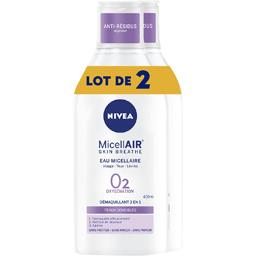 Nivea Eau démaquillante micellaire sensitive