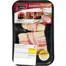 Pavés au fromage x2