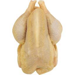 Poulet certifié jaune bleu blanc cœur