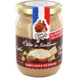 Lucien Georgelin Pâte à tartiner noisette chocolat blanc le bocal de 280 g