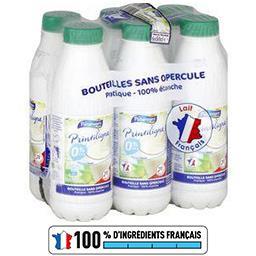 Printiligne, lait stérilisé UHT écrémé 0% de MG
