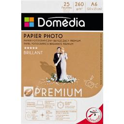 Papier photo A6 brillant premium
