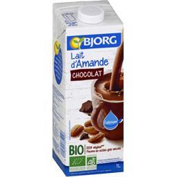 Boisson lait d'amande chocolat BIO