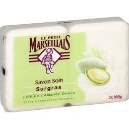 Le Petit Marseillais Savon soin surgras à l'huile d'amande douce