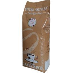Les cafés gaillard Café grain mélange italien Le paquet de 1 kg