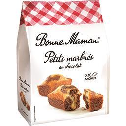 Bonne Maman Petits marbrés au chocolat