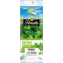 Florette Persil plat