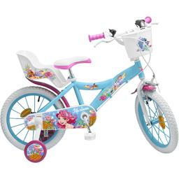 Vélo 16''fille rigide monovitesse 2 freins