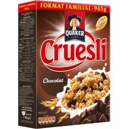 Cruesli - Céréales chocolat au lait