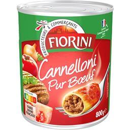 Cannelloni pur bœuf