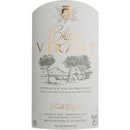 Côteaux d'aix en provence, vin rouge