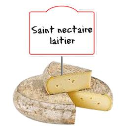 Saint nectaire laitier 25% de MG
