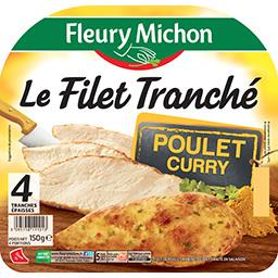 Le Filet Tranché poulet curry