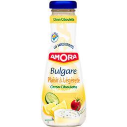 Sauce crudites bulgare plaisir & legerete citron cib...