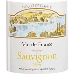 Vin blanc de pays Sauvignon