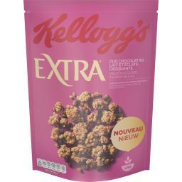 Kellogg's Extra - Céréales pépites éclats croquants morceaux d...