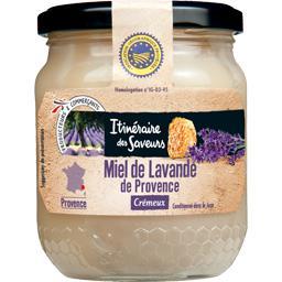 Miel crémeux de Lavande de Provence