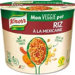 Mon Veggie Pot - Riz à la mexicaine