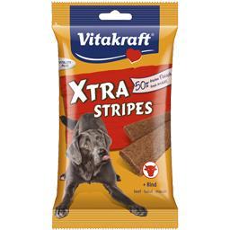 Biscuits Xtra Stripes bœuf pour chien