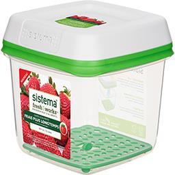Boîte de préservation FreshWorks carrée 1,5 l