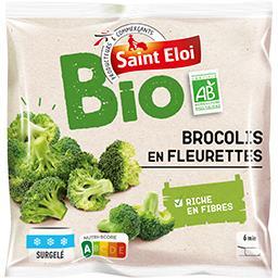 Brocolis en fleurettes BIO