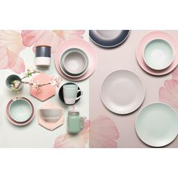 Collection Pastel - Coussin déco 30x50 cm gris anthracite