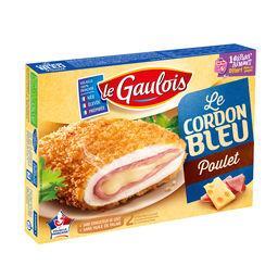 Le Gaulois L'escalpe cordon bleu poulet