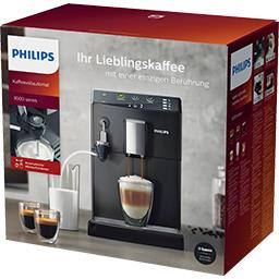 Philips Machine espresso Super Automatique avec mousseur lai...