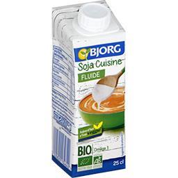Soja cuisine fluide BIO