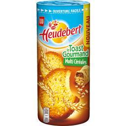 Le Toast Gourmand multi-céréales
