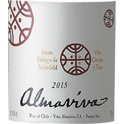 Chili Almaviva vin Rouge 2015