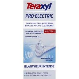 Pro Electric - Dentifrice Blancheur Intense