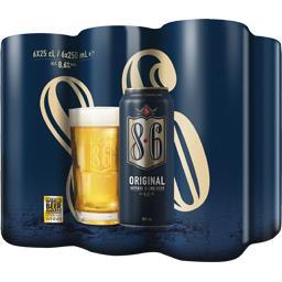 Bière original 8.6 Spécial Blond Beer