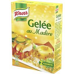 Knorr Gelée au Madère