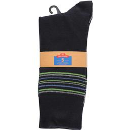 Mi-chaussettes fantaisies casual homme t39/42