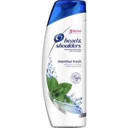 Menthol fresh - shampooing antipelliculaire