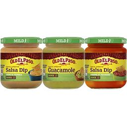 Assortiment de 3 sauces