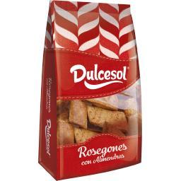 Rosegones, biscuits secs