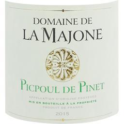 Domaine la majone, vin blanc