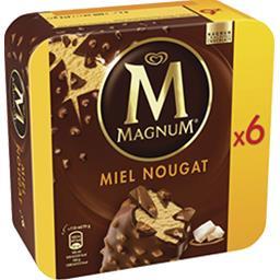 Magnum Magnum Glaces miel nougat