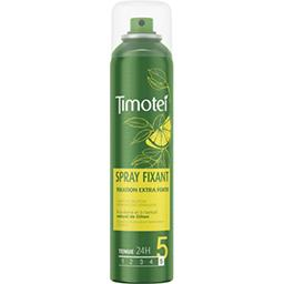 Natural style, spray extra-fixant aux résines végéta...